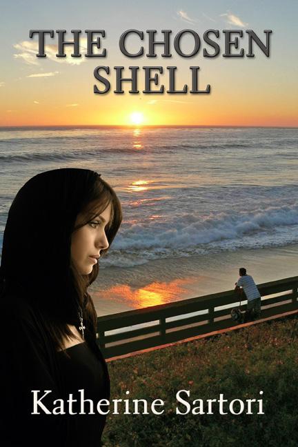 The Chosen Shell novel cover