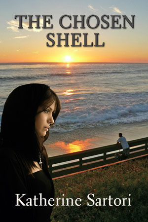 The Chosen Shell novel cover